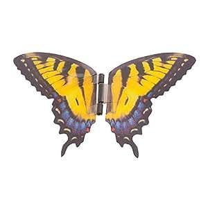 Schmetterling in einem Topf in Form von Schmetterling Wanderbläuling