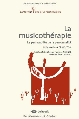 La musicothérapie : La part oubliée de la personnalité