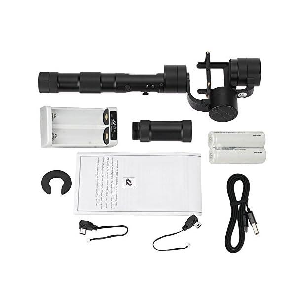 Zhiyun New Version Z1- Evolution 3-Axis Handheld Stabilizer Brushless Gimbal for GoPro Hero 4 3+ 3 2 SJ4000 SJ5000 Sport Cameras 3 spesavip