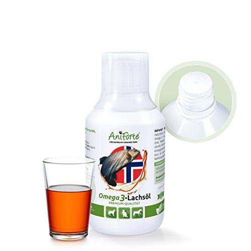 Artikelbild: AniForte Omega 3-Lachsöl 250 ml - Naturprodukt für Hunde und Katzen