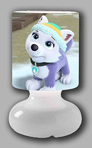 lampe-de-table-paw-patrol-everest