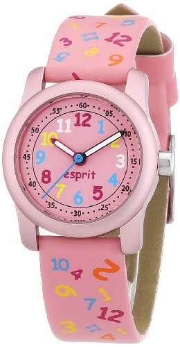 Esprit Unisex-Armbanduhr classroom Analog Quarz Resin ES000FA4027