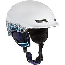 Roxy Power Powder–Casco de snowboard, Otoño-invierno, mujer, color Azul claro, tamaño 58