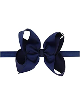Zhhlaixing Hot Sell Baby Girls Headband Cute Bow tie Band Headwear HC021