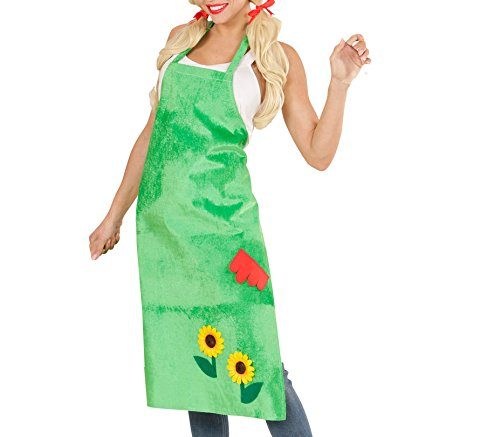 enschürze mit Sonnenblume (Kittel Halloween-kostüm)