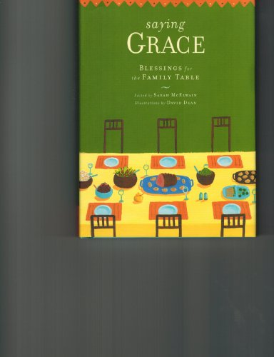 Title: Saying Grace Restoration Hardware