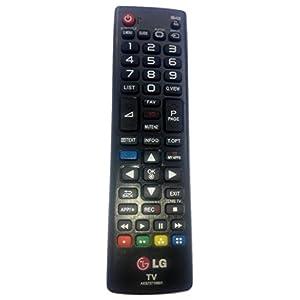 n LG 3D Television Remote (Black)
