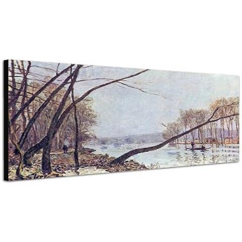 150 x 50 cm_Wandbild Alfred_Sisley_065_ stampa artistica