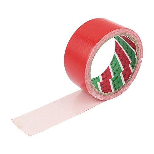 Red Adhesive Tuch-Gewebe-Klebeband 43mm für Verpackung Dicht