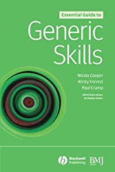 Essential Guide to Generic Skills (Blackwell's Essentials)