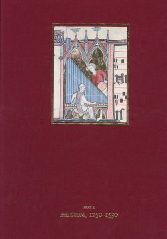 Medieval and Renaissance Manuscripts in the Walters Art Gallery: Belgium, 1250-1530
