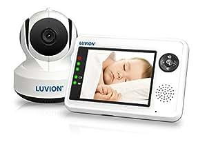 Luvion ESSENTIAL - Digitales Video-Babyphone / Überwachungsgerätmit 3,5 Zoll Farbbildschirm (UK IMPORT)