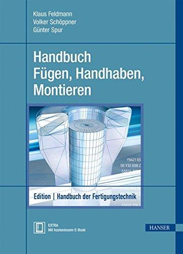 Handbuch Fügen, Handhaben, Montieren - Wirtschaft Greifer