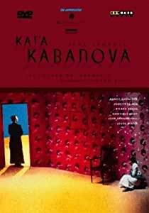 Janacek: Kat'a Kabanova -- Glyndebourne [DVD] [2001]