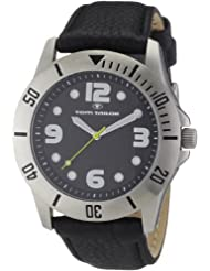 TOM TAILOR Damen-Armbanduhr Analog Quarz Leder 5406901