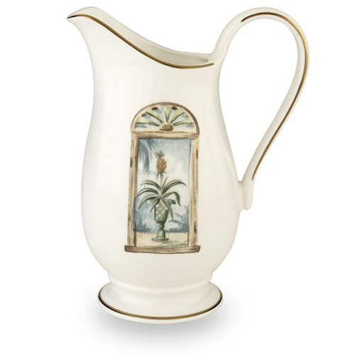 Lenox British Colonial Accessories Gold Banded Bone China Creamer by Lenox Lenox Bone China Creamer