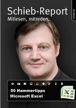 50 Hammertipps Microsoft Excel von [Schieb, Jörg]