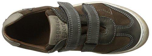 Bisgaard TEX boot, Bottes mi-hauteur avec doublure chaude fille Brun (3005 Creme)