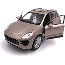 Welly Porsche Macan SUV Modelo Auto Car License Product 1: 34-1: 39