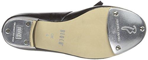 Bloch - Scarpe da danza, Donna Nero (Black)