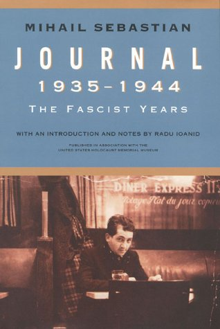 Journal 1935-1944 CB
