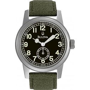 Bulova Men's Essentials Dress Watch 96A102 de Bulova