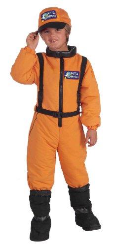 Kinder Kostüm Neuheiten Forum - Forum Neuheiten F68770-M Medium Jungen Shuttle Kommandant Kost-m