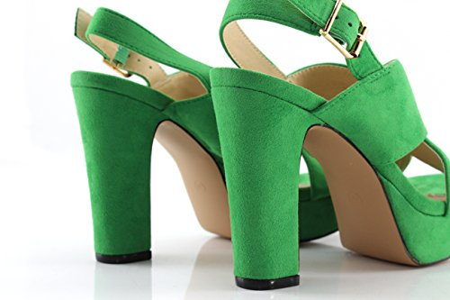 MODELISA , Escarpins pour femme Vert