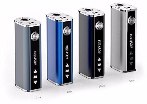 Eleaf MOD iStick TC 40 W - E-Zigarette Akkuträger ohne Tabak & Nikotin - kein Verkauf unter 18 Jahren - 40 W - Blau