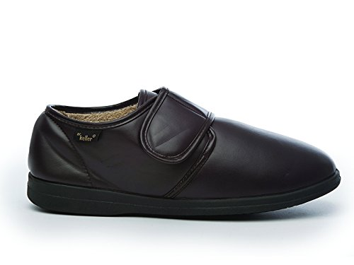Foster Footwear ,  Jungen Herren Sneaker Low-Tops Dr Chris: Brown