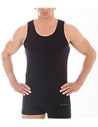 BRUBECK® 3x TA00540 COMFORT COTTON Herren Shirt   Trikot   Tank Top   Classic   Fein   Nahtlos   Perfect-Fit   Körperbetont