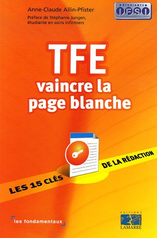 TFE : Vaincre la page blanche