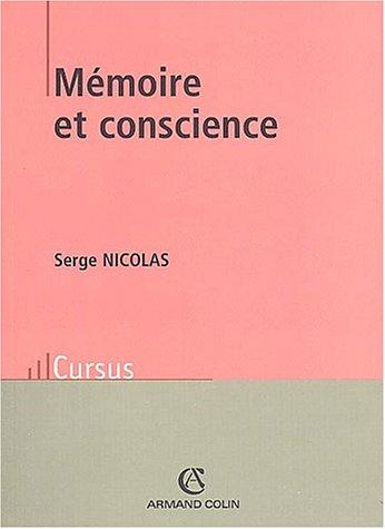 Mémoire et conscience