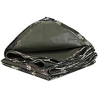 Lona de camuflaje, Lona impermeabilizante resistente, Adecuado para tapicería de artículos de Camo,
