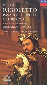 Rigoletto: The Wiener Philharmoniker (Chailly) [VHS]