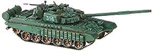 Modelcollect as72049montado Modelo Russian T de 72B with Rea Main Battle Tank, Camuflaje, 2010S