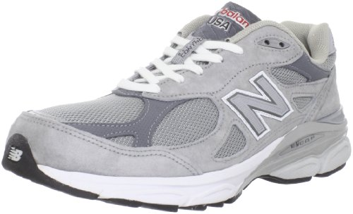 New Balance W990 Womens Grey with White