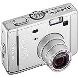 Pentax Optio S40 Digitalkamera (4 Megapixel)