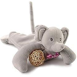 Hot Mom Juguete Relleno del Juguete del bebé de la mamá Caliente, Elefante Divertido