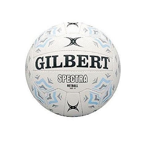 GILBERT ESPECTROS DE NETBALL [BLANCO/AZUL]