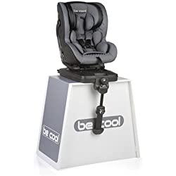Be Cool - Silla de Auto Twist gris - Grupo 0/1