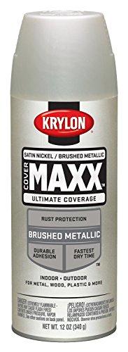 krylon-k09195000-covermaxx-spray-paint-metallic-brushed-satin-nickel-by-krylon