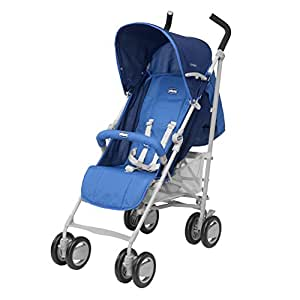 Chicco 7925899 Passeggino London Up Con Paracolpi, Blue Wave