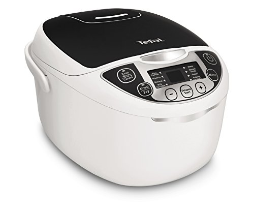 Tefal RK705840 Multicook Plus 10-in-1 Multicooker, (4 Portions), White