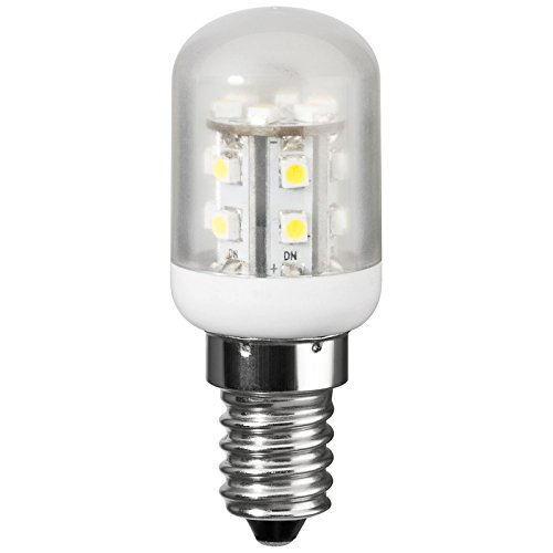 goobay LED Kühlschrank E14 kalt-weiß 80LM 300° (30566) 5500 Kelvin