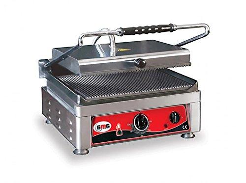 Profi Gastronomie Multifunktions Kontaktgrill Sandwich toaster gerillt KG2745E