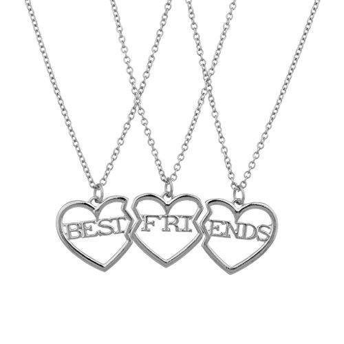 lux-accessories-lot-de-3-colliers-avec-pendentif-cur-bris-inscription-best-friends