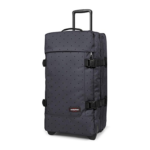 Eastpak Borsa da palestra, 111 coal (Nero) - K62F111 Multicolore (Dot Grey)
