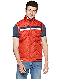 Peter England Men's Polyester Jacket