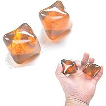 Himatch 2 Pcs Massage Therapy Hand Palm Reflexology Relaxation Star shape figets toys